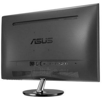 Monitorius Asus LED VS278Q 27'' wide, Full HD, 1ms, DP, 2xHDMI, speakers, black Paveikslėlis 2 iš 2 250251201321