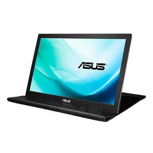 Monitorius Asus MB169B+ 15.6 IPS LED FHD, 14ms, USB3, Juodas Paveikslėlis 2 iš 4 250251202422