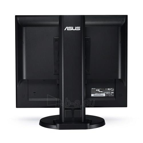 Asus Monitor LCD VB199TL 19, IPS panel, HAS, D-Sub+DVI-D, speakers, black Paveikslėlis 2 iš 3 250251202068
