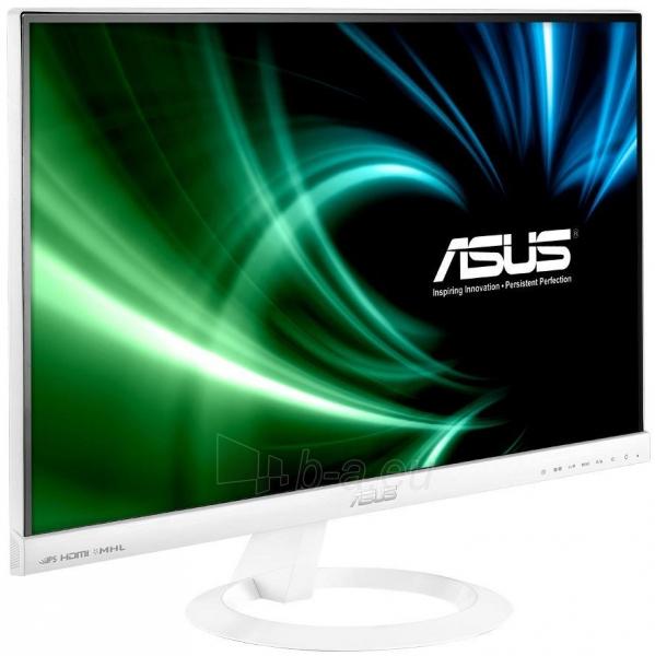 Monitorius Asus VX239H-W 23 IPS FHD, 5ms, HDMI, Baltas Paveikslėlis 1 iš 3 250251202432