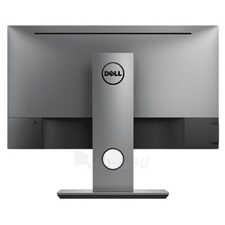 "Monitorius Dell UltraSharp InfinityEdge U2717D 27 "", QHD, 2560 x 1440 pixels, 16:9, LCD, IPS, 8 ms, 350 cd/m², Black, Power, DP to mDP, USB, Warranty 60 month(s) Paveikslėlis 2 iš 2 310820101244"