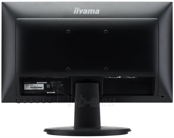 Monitorius Iiyama E2083HSD 19.5 LED, DVI, Garsiakalbiai Paveikslėlis 3 iš 3 250251202112