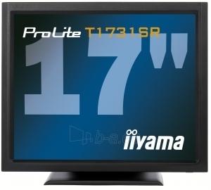 Monitorius Iiyama T1731SR 17 Jutiklinis CCFL, Garsiakalbiai, DVI, 5ms Paveikslėlis 1 iš 1 250251202124