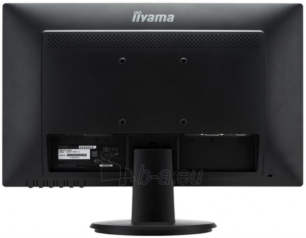 LCD 21,5 Prolite E2283HS, LED, Full HD, 2ms, VGA, DVI-D, HDMI, speakers Paveikslėlis 3 iš 3 250251202317