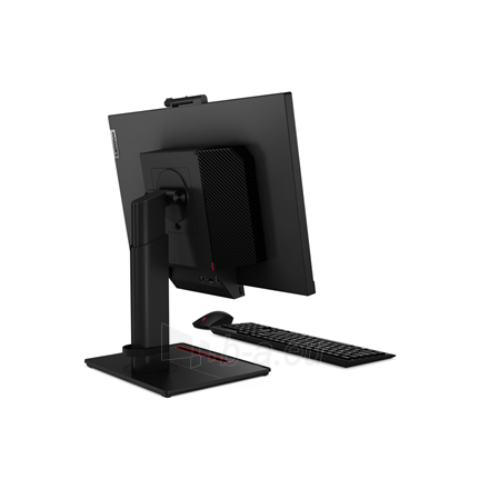"Monitorius Lenovo ThinkCentre Tiny-in-One 24 (Gen 4) 23.8 "", IPS, 1920 x 1080, 16:9, 4 ms, 250 cd/m², Built-in speaker(s), Black, 1 x DisplayPort, HAS Paveikslėlis 4 iš 4 310820224268"