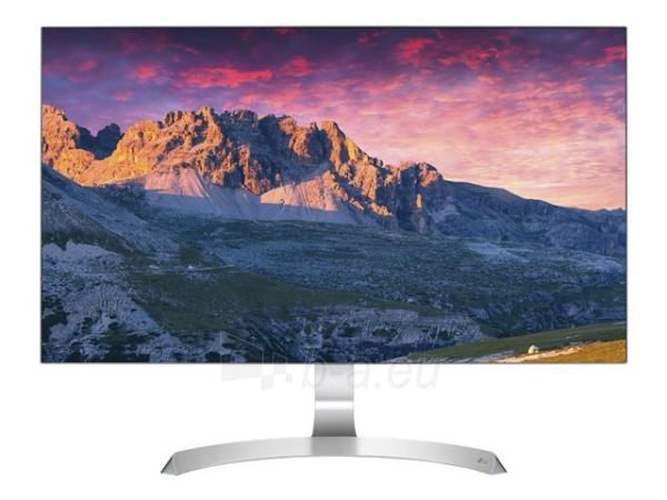 Monitorius LG 27MP89HM-S.AEU 27inch Full HD IPS LED Paveikslėlis 1 iš 1 310820219101