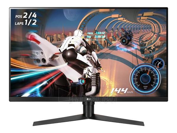 Monitorius LG 32GK850F-B Paveikslėlis 1 iš 1 310820219114
