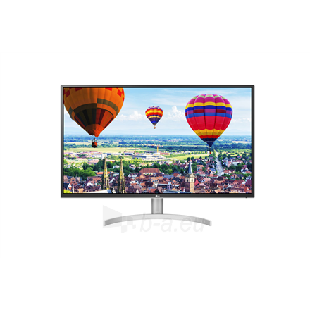 "Monitorius LG 32QK500-C 31.5 "", IPS, Anti glare, 3H, QHD, 2560 x 1440, 16:9, 5 ms, 300 cd/m², Black, Silver Paveikslėlis 1 iš 6 310820221663"