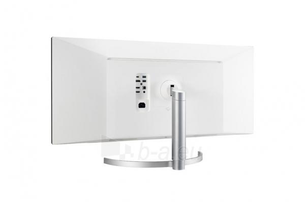 Monitorius LG LCD 34WK95U-W 34, 5K2K UltraWide, IPS, HDR 600, HDMI/DP Paveikslėlis 4 iš 4 310820157614