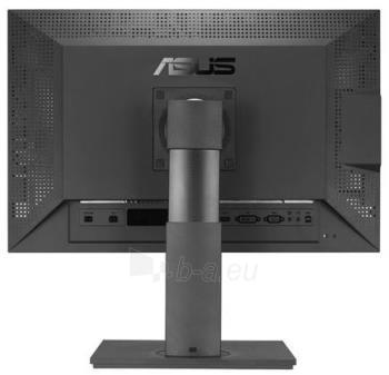 Monitorius Monitorius Asus PB248Q 24'', IPS wide, 6ms, Full HD, DVI,HDMI, DP, Juodas Paveikslėlis 1 iš 1 250251201578
