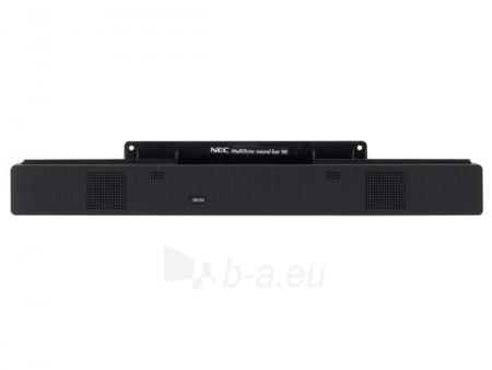 NEC SOUNDBAR XX90-SERIES BLACK Paveikslėlis 1 iš 1 250251200395