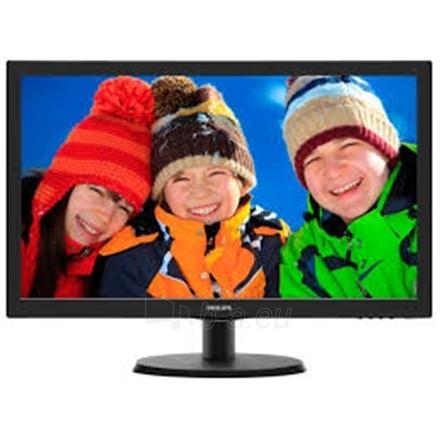 Monitorius PHILIPS 223V5LSB2 WLED Black 21.5'' LCD 1920 x 1080 Paveikslėlis 1 iš 1 250251201222