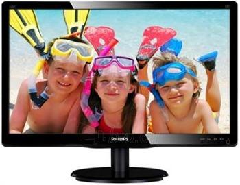 PHILIPS 226V4LAB LED 21.5''; LCD 1920 x 1080/ 16:9/ 0.248/ 5ms/ 1000:1/ H=170, V=160/ 250cdqm/ VGA (Analogue), DVI-D Paveikslėlis 2 iš 2 250251200821