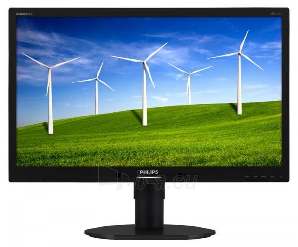 Monitor Philips 231B4QPYCB 23 LED FHD, VGA, DVI-D, DP, VESA Paveikslėlis 1 iš 3 250251202263