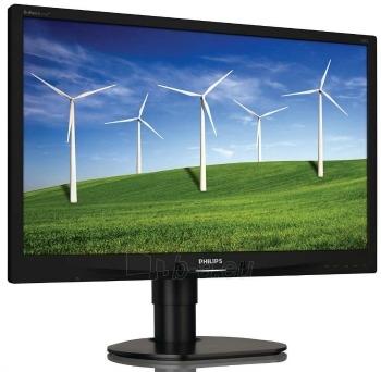 Monitorius PHILIPS 241B4LPYCB 24'' LED/Black Paveikslėlis 2 iš 2 250251201752