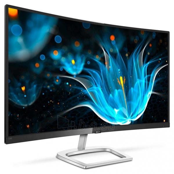Monitorius Philips 328E9FJAB 31,5, QuadHD, panel VA, VGA/DP/HDMI, garsiakal. Paveikslėlis 1 iš 4 310820169679