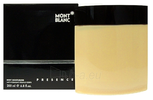 Mont Blanc Presence Hydra-balsam 200ml Paveikslėlis 1 iš 1 250850200554