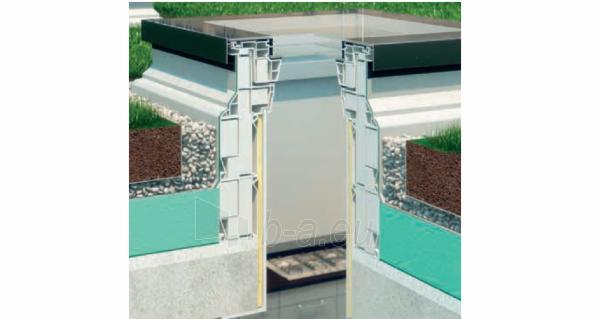 Montavimo pagrindas XRD plokščių stogų langams Paveikslėlis 2 iš 2 310820022630