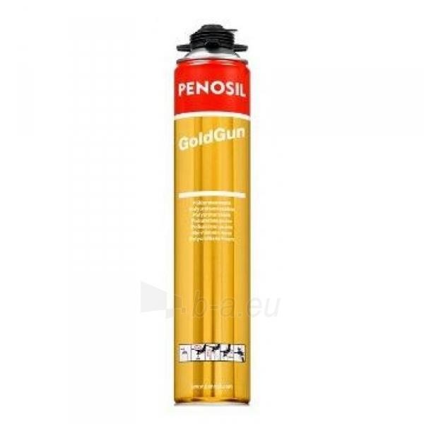 Montavimo putos PENOSIL GOLD GUN 900 ml Paveikslėlis 1 iš 1 310820036366