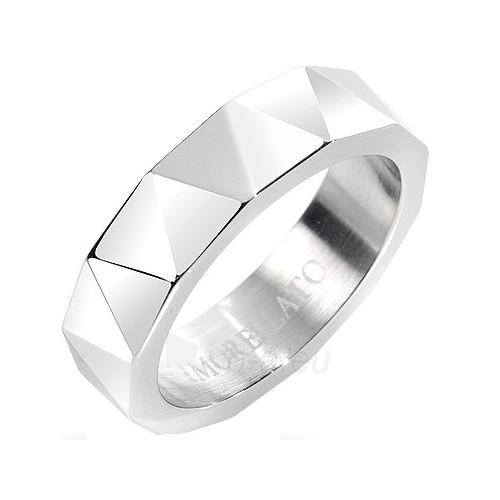 Morellato nerūdijančio plieno žiedas Love Rings SSI02 (Dydis: 65 mm) Paveikslėlis 1 iš 1 310820023345