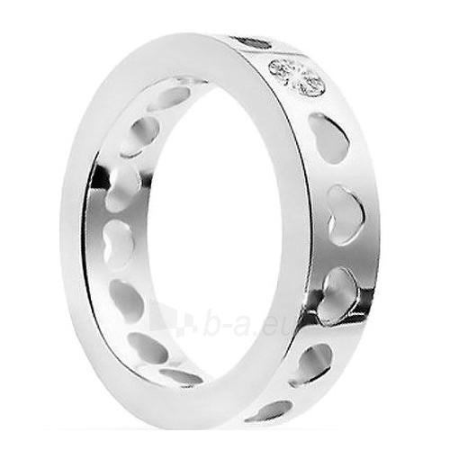 Morellato nerūdijančio plieno žiedas S0R07 (Dydis: 60 mm) Paveikslėlis 1 iš 1 310820023387