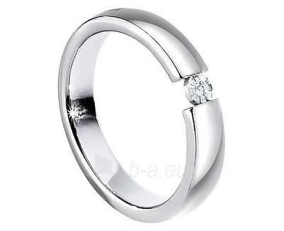 Morellato nerūdijančio plieno žiedas su deimantu Love Rings S8532 (Dydis: 50 mm) Paveikslėlis 1 iš 1 310820023346