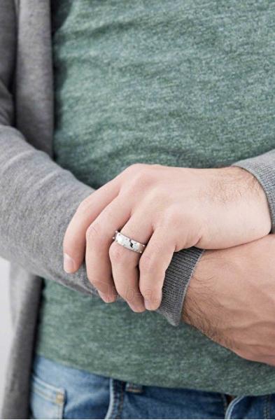 Morellato vyriškas žiedas Stile SAGH12 (Dydis: 59 mm) Paveikslėlis 2 iš 2 310820023184