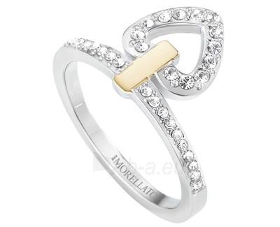 Morellato žiedas su širdimi Mini SAGG08 (Dydis: 52 mm) Paveikslėlis 1 iš 1 310820023172