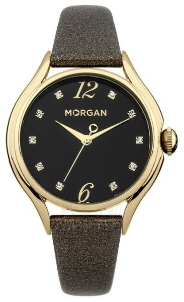MORGAN moteriškas pulkstenis M1217BG Paveikslėlis 1 iš 1 310820036098