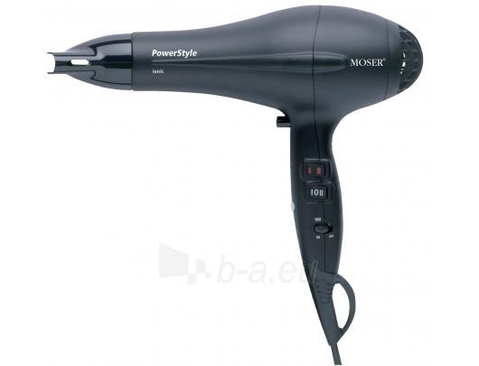 MOSER 4320-0050 PowerStyle Plaukų džiovi Paveikslėlis 1 iš 2 250122200302