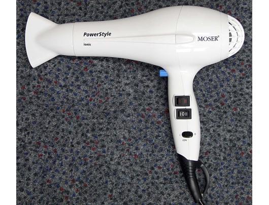 Plaukų džiovintuvas MOSER 4320-0051 Paveikslėlis 1 iš 1 250122200035
