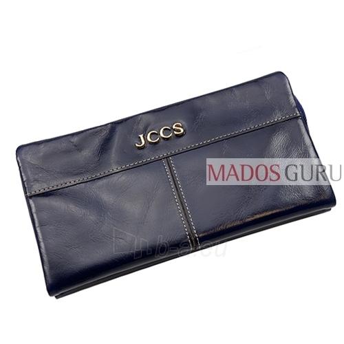 Moteriška JCCS odinė piniginė MPN951 Paveikslėlis 1 iš 3 30066600932