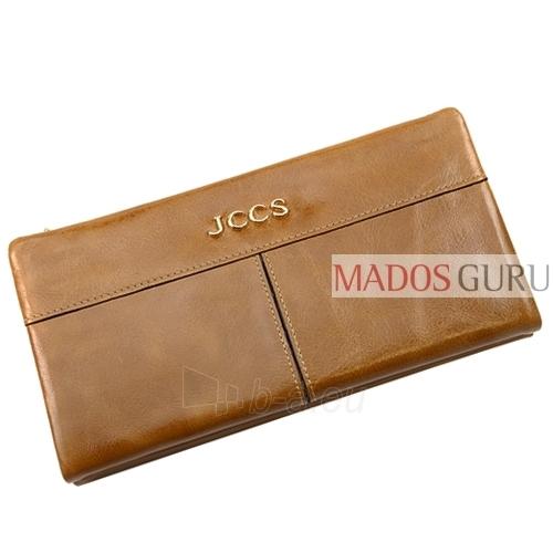 Moteriška JCCS odinė piniginė MPN963 Paveikslėlis 1 iš 3 30066600937