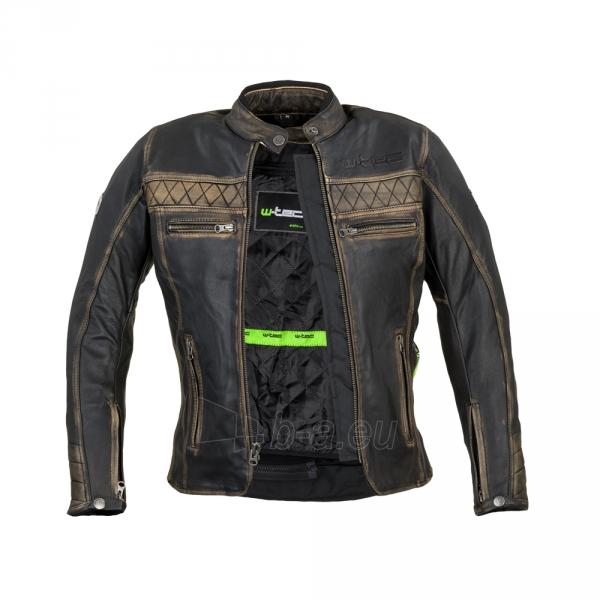 Moteriška moto striukė Jacket W-TEC Kusniqua Paveikslėlis 9 iš 9 310820218019