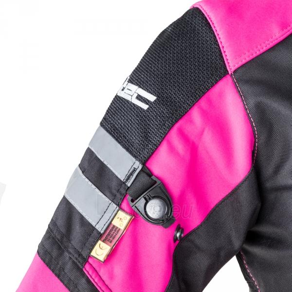 Moteriška moto striukė su apsaugomis W-Tec Alenalla Nf-2410 Paveikslėlis 6 iš 9 310820218040