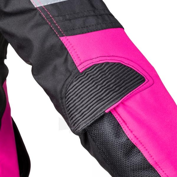 Moteriška moto striukė su apsaugomis W-Tec Alenalla Nf-2410 Paveikslėlis 9 iš 9 310820218040