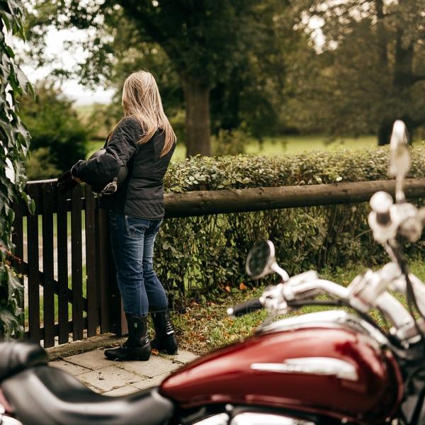 Moteriška motociklininko striukė W-TEC NF-2785 Paveikslėlis 4 iš 9 310820083835