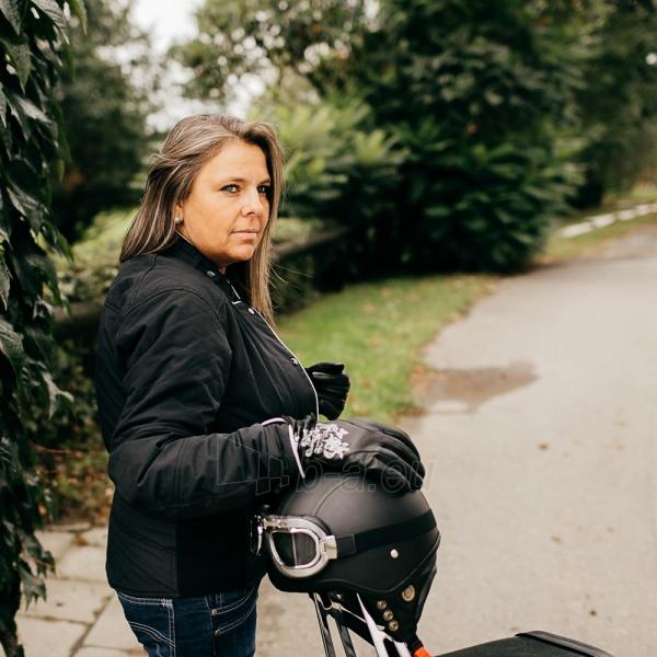 Moteriška motociklininko striukė W-TEC NF-2785 Paveikslėlis 7 iš 9 310820083835