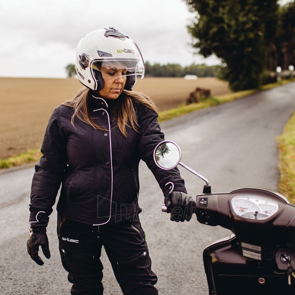 Moteriška motociklininko striukė W-TEC NF-2785 Paveikslėlis 9 iš 9 310820083835