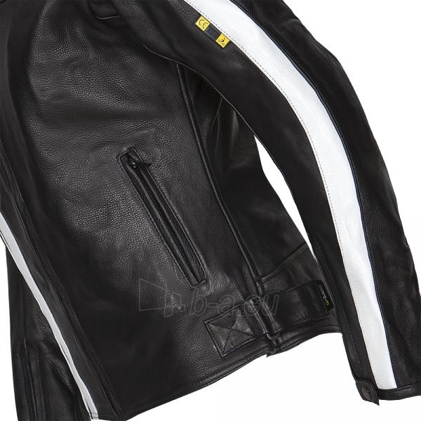 Moteriška odinė motociklininko striukė W-TEC NF-1173 Paveikslėlis 2 iš 8 310820083828