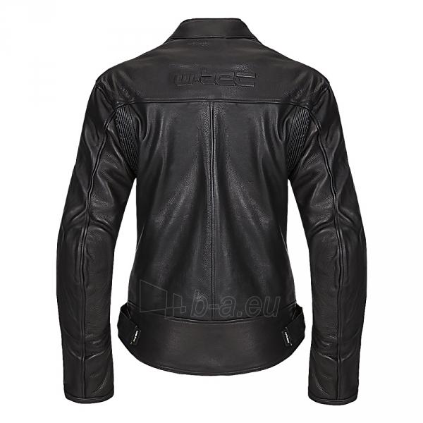 Moteriška odinė motociklininko striukė W-TEC NF-1173 Paveikslėlis 5 iš 8 310820083828