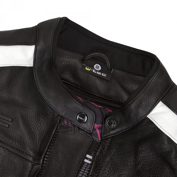 Moteriška odinė motociklininko striukė W-TEC NF-1173 Paveikslėlis 6 iš 8 310820083828