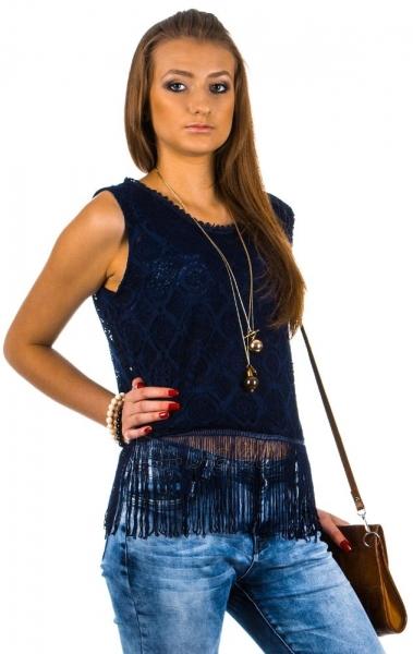 Moteriška palaidinė Akia (Tamsiai mėlyna) Paveikslėlis 1 iš 2 310820032893