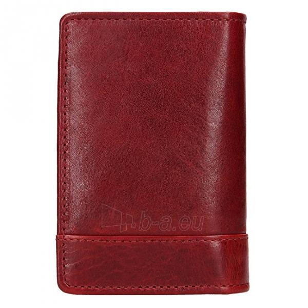 Moteriška piniginė Lagen V-60/T-red Paveikslėlis 4 iš 4 310820217726