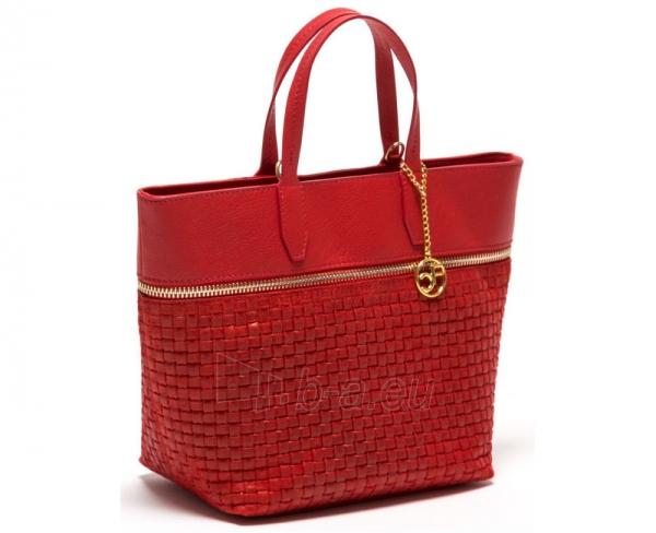 Moteriška bag Carla Ferreri  862 Rosso Paveikslėlis 1 iš 4 30063202438