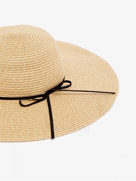 Moteriška skrybėlė VERO MODA VMVENES Oatmeal Paveikslėlis 2 iš 4 310820210519