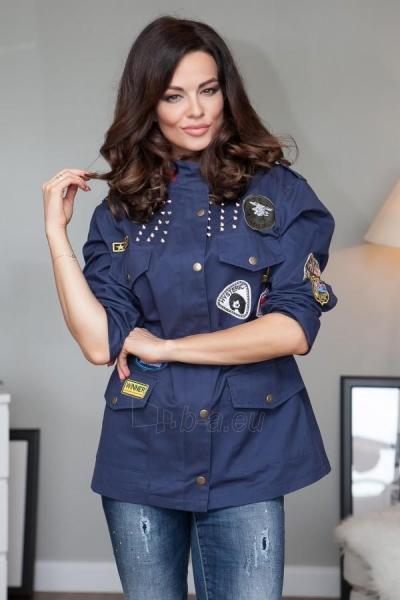 Moteriška striukė Etam (tamsiai mėlynos spalvos) Paveikslėlis 1 iš 7 310820033822