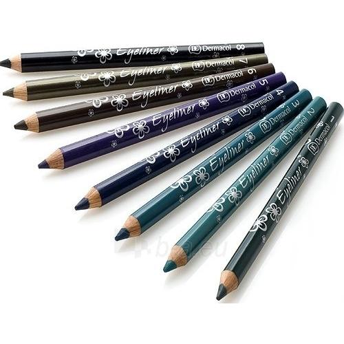 Moteriškas akių konturo pieštukas Nr.3 Kosmetikos 1,6g Paveikslėlis 1 iš 1 2508713000006