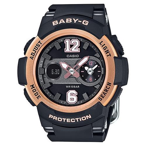 Sieviešu Casio pulkstenis BGA-210-1BER Paveikslėlis 1 iš 4 310820003401