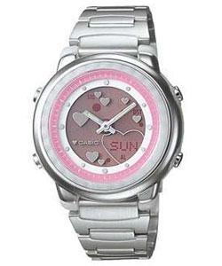 Moteriškas Casio laikrodis LAW-25D-4A Paveikslėlis 1 iš 2 30069500432